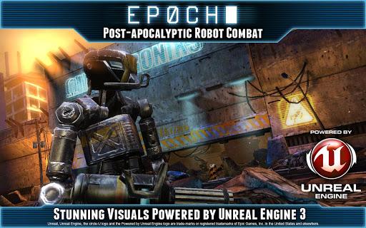 epoch EPOCH, jogo futurista que utiliza Unreal Engine 3 chega no Android