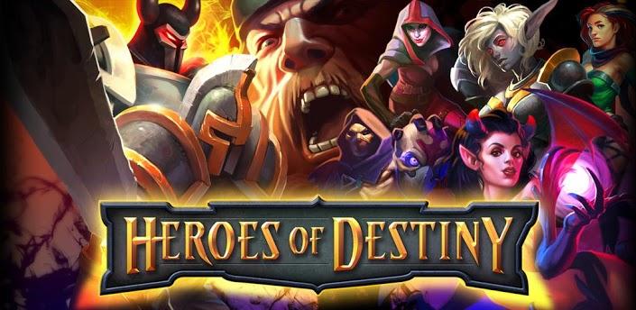 heroes-of-destiny Top 10 Melhores jogos Grátis para Android: Março de 2013