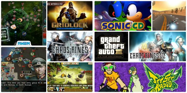 jogos-pagos-promocao-android Jogos Pagos em promoção para Android: GTA 3, Sonic CD e muito mais