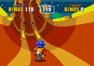 sonic-2-fase-especial Sega lança Sonic Dash para iPhone, iPod Touch e iPad