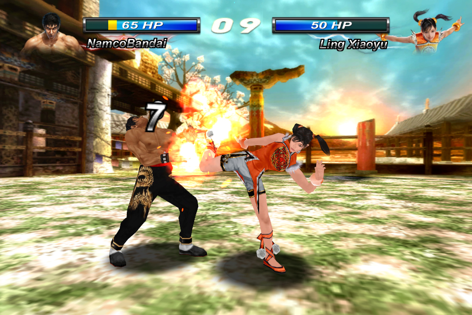 tekken-tag-tournament Tekken Card Tournament  chega para Android, gratuito e em português