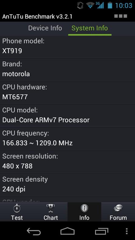 antutu-d3-1 Motorola Razr D3 - Smartphone intermediário bom e barato com Android