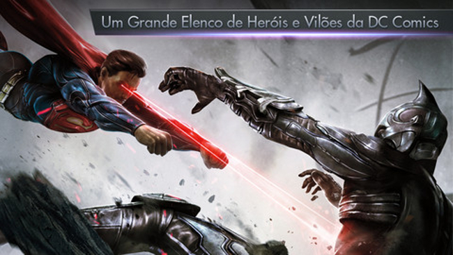 injustice-para-iphone Injustice: Gods Among Us para Android chega até o fim do ano