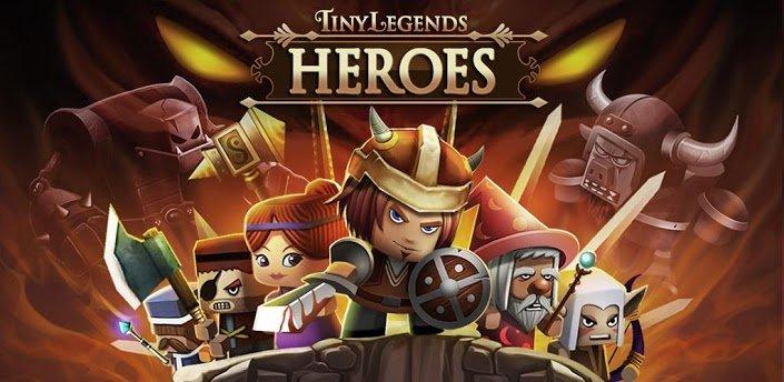 tinylegends-heroes Tiny Legends: Heroes - Jogo Grátis para Android e iOS
