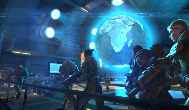 "xcom-enemy-unknown-iphone XCOM: Enemy Unknown chega para iOS com ""port completo"""