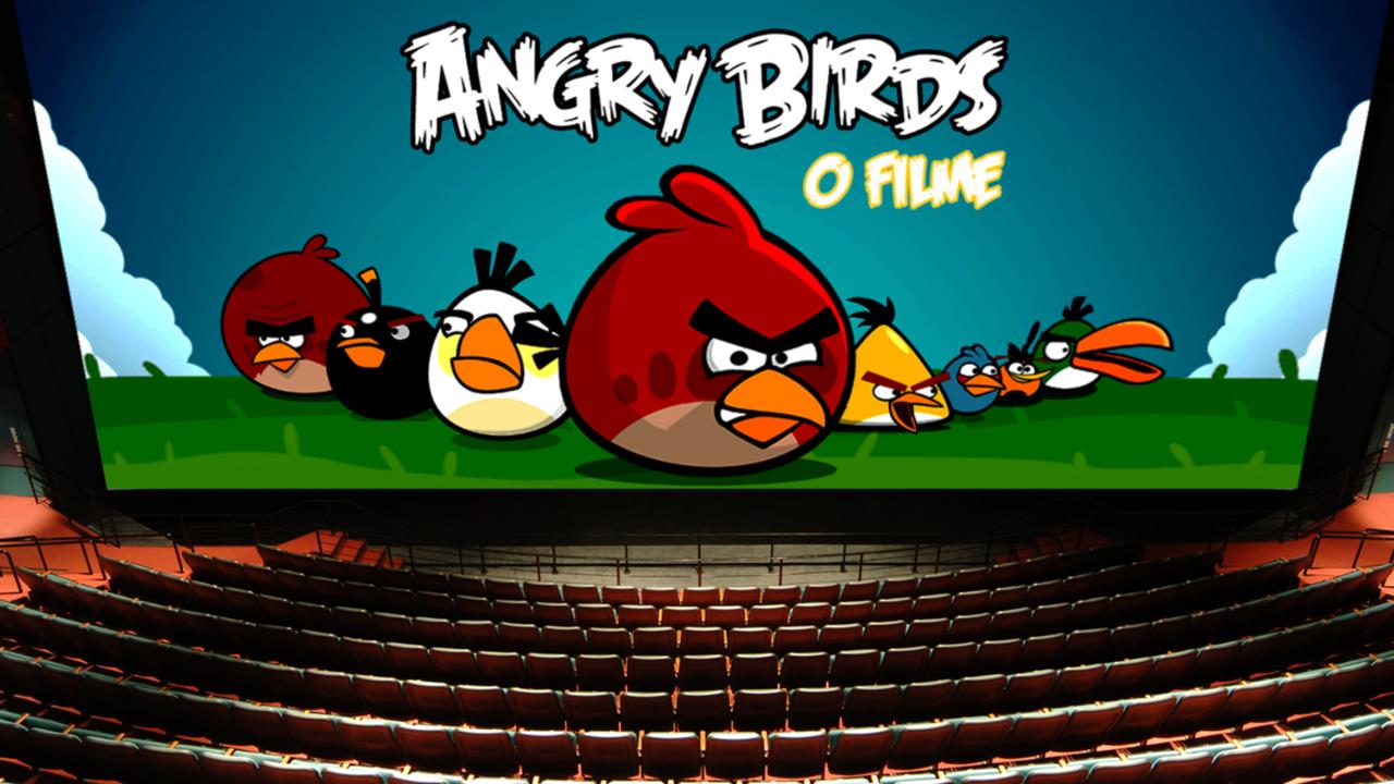 Angry-Birds-chega-aos-cinemas-em-2016 Angry Birds chega aos cinema em 2016