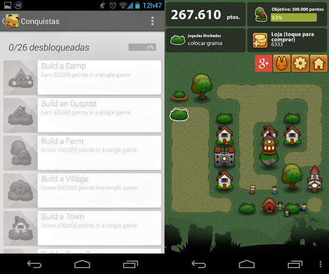 jogo-android-com-GooglePlayGames Google Play Games já está disponível em alguns jogos