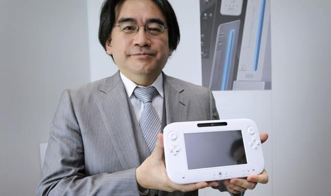 """satoru-iwata-wii-u Jogo Freemium: """"é ruim, porque é grátis"""""""
