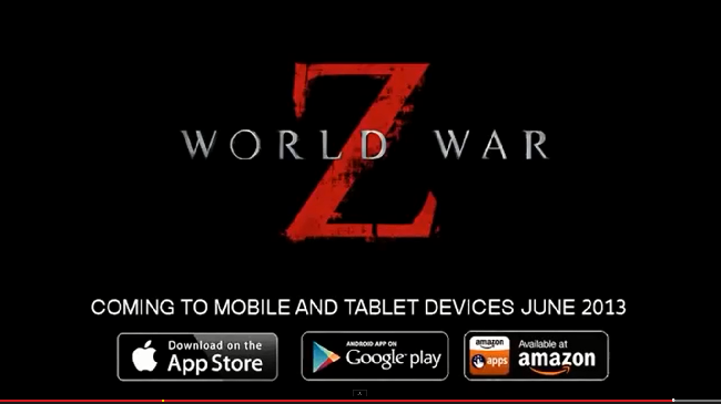 world-war-z-jogo-iphone-android Veja Trailer de World War Z; jogo para Android e iOS baseado no filme