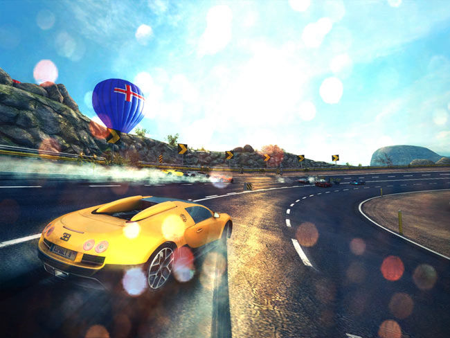 Asphalt8_4_650 Asphalt 8 poderá ter 3.2GB (Vídeo com gameplay)