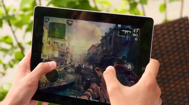 Gameloft-jogos-E3-2013-Aphalt-8-BIA-3 E3 2013: Modern Combat 5, Asphalt 8 e Brother in Arms 3 aparecem em vídeos
