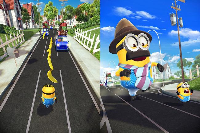 Meu-Malvado-Favorito-Minion-Rush-android Top 5 Melhores Jogos Android de Filmes das Férias de Julho