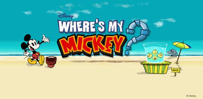 Wheres-My-Mickey-android Where's My Mickey? para Android e iOS - Baixe agora