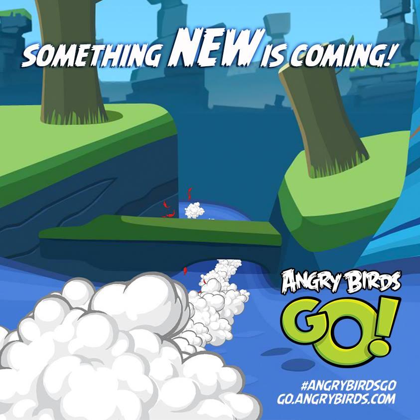 angry-birds-go-android Rovio lança site para novo jogo: Angry Birds Go!