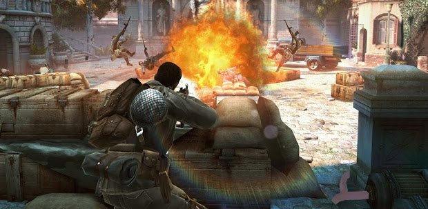 brother-in-arms-3-android-ios-gameloft E3 2013: Brothers in Arms 3 anunciado para Android e iOS