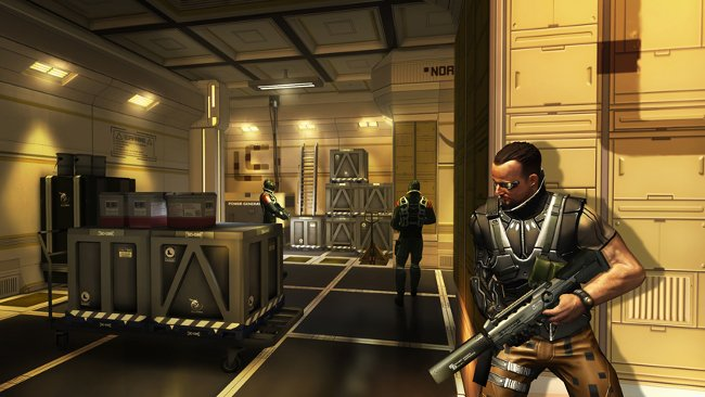 deus-ex-the-fall-para-iphone Deus Ex: The Fall para Android chega em Setembro