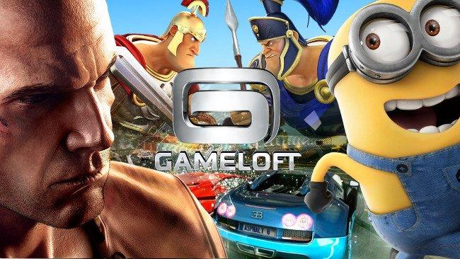 gameloft-games-e3 E3 2013: todos os jogos da Gameloft na E3