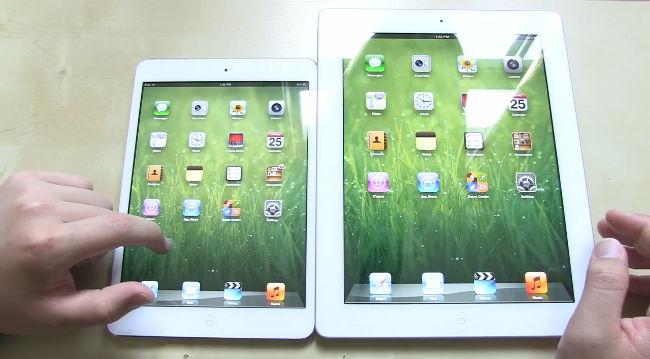 iPad-Mini-vs-iPad-4 Dicas e considerações para quem vai comprar um iPad Mini