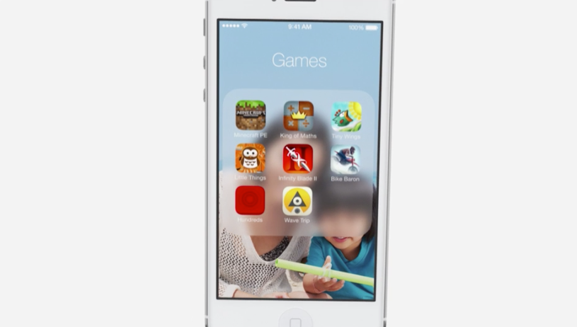 "ios-7-games iOS 7: O que é bom? O que é ruim? O que é ""mimimi""?"