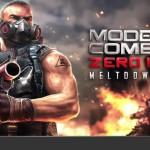 Modern Combat 4 ganha atualização com novos mapas, armas e etc