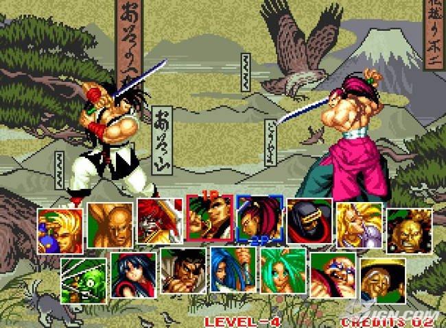 samurai-shodown-2-iphone O lendário Samurai Shodown II chega para iPhone e iPad