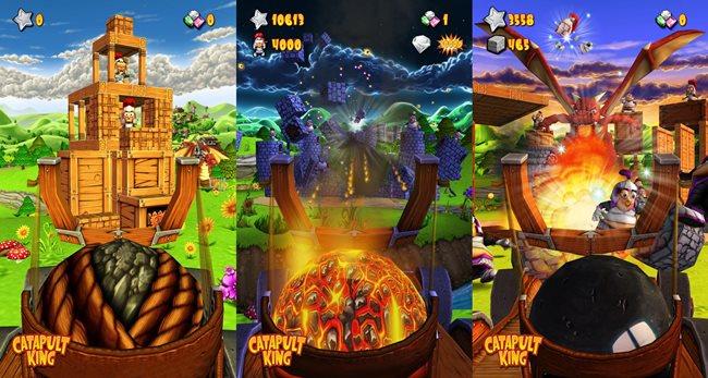 Catapult-King-3 25 Melhores Jogos para Android Grátis: 1º Semestre de 2013
