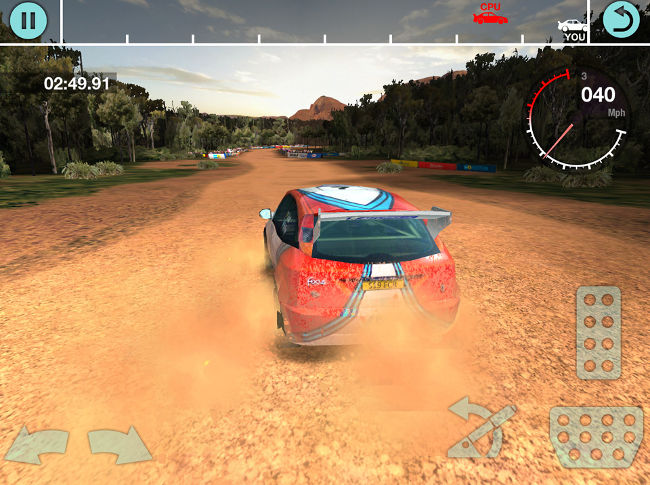 Colin-McRae-Rally-para-iphone Clássico de corrida Colin McRae Rally chega para iPhone e iPad