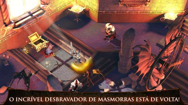 Dungeon-Hunter-4-Android 25 Melhores Jogos para Android Grátis: 1º Semestre de 2013