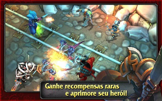 HEROES-OF-DESTINY 25 Melhores Jogos para Android Grátis: 1º Semestre de 2013