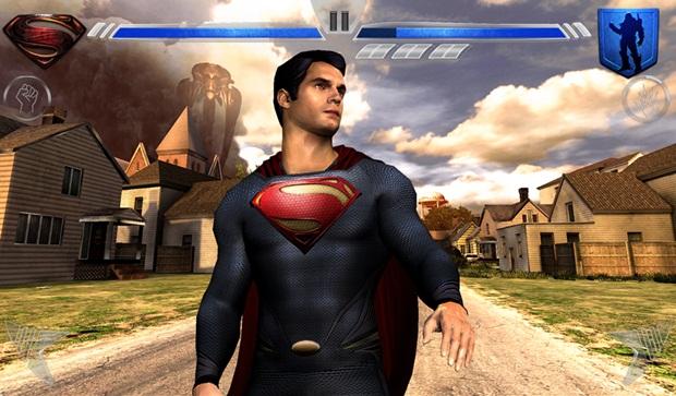Man-of-Steel Top 5 Melhores Jogos Android de Filmes das Férias de Julho