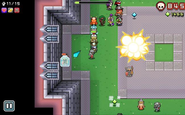 Nimble-Quest 25 Melhores Jogos para Android Grátis: 1º Semestre de 2013