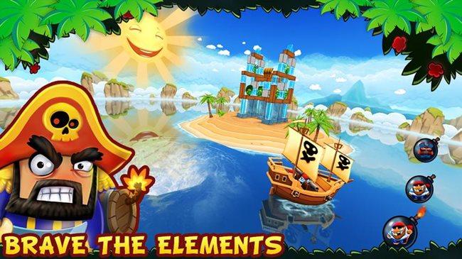 Potshot-Pirates-3D-Free 25 Melhores Jogos para Android Grátis: 1º Semestre de 2013