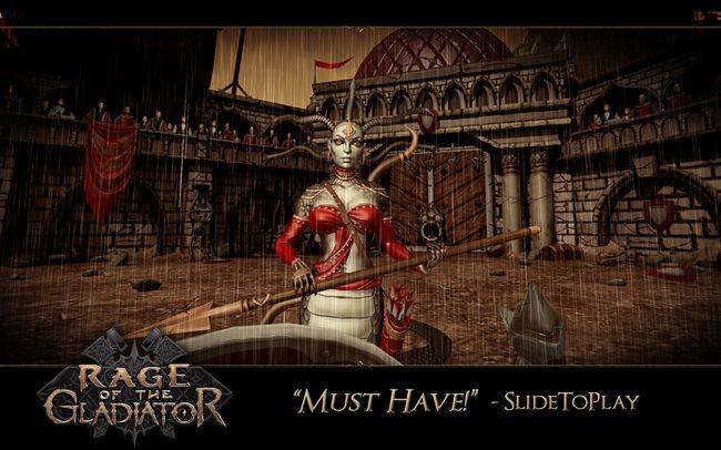 Rage-of-the-Gladiator 25 Melhores Jogos para Android Grátis: 1º Semestre de 2013