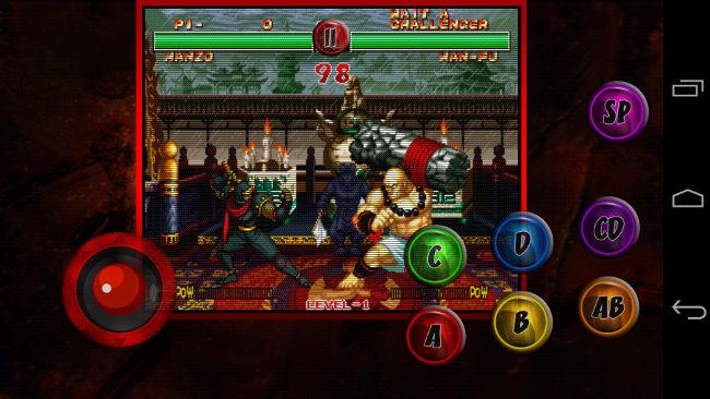 Samurai-shodown-II-android 25 Melhores Jogos de Luta OFFLINE para Android e iOS