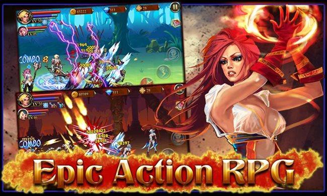 Sword-of-Inferno 25 Melhores Jogos para Android Grátis: 1º Semestre de 2013