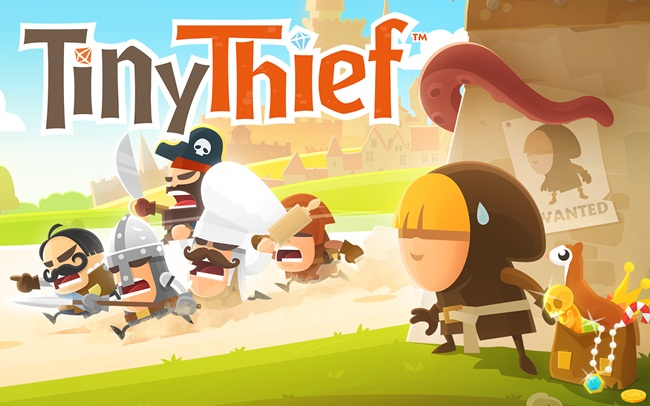 Tiny-Thief-Android-iOS Detonado Tiny Thief (Android)