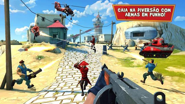 blitz-brigade 25 Melhores Jogos grátis para iPhone e iPad - 1º Semestre de 2013