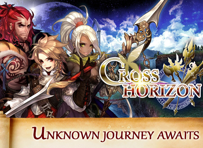 cross-horizon-android Cross Horizon - RPG para Android e iOS com visual incrível