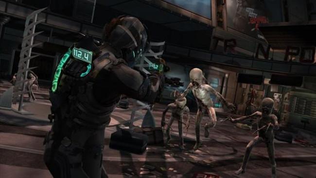 dead-space-iphone-gratis Dead Space e outros jogos Grátis no iOS por tempo limitado