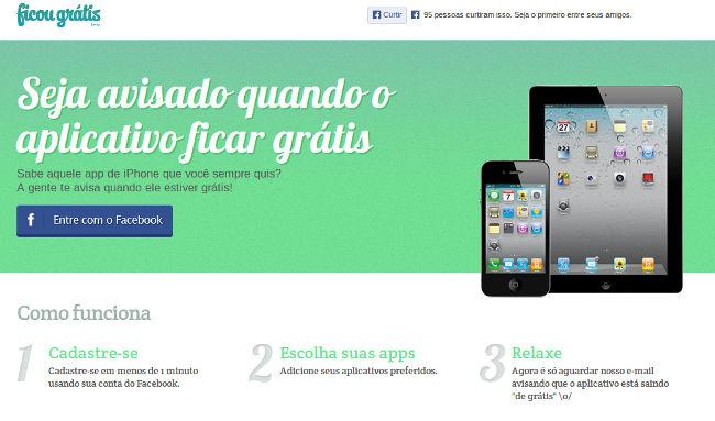 "ficou-gratis-iphone-ipod-touch-ipad Baixe jogos de graça para iPhone, iPod Touch e iPad com o ""Ficou Grátis"""