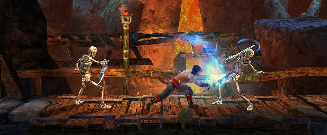 prince-of-persia-ss Prince of Persia: The Shadow and The Flame para Android já está disponível