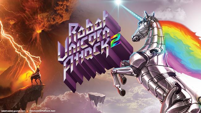 robot-unicorn-attack-2-android- Robot Unicorn Attack 2 chega para Android; Baixe Agora