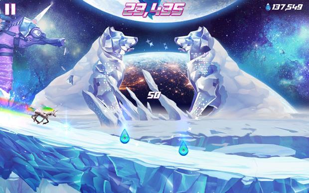 robot-unicorn-attack-2-android 25 Melhores Jogos grátis para iPhone e iPad - 1º Semestre de 2013