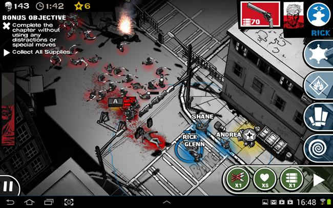 the-walking-dead-android The Walking Dead: Assault chega para Android
