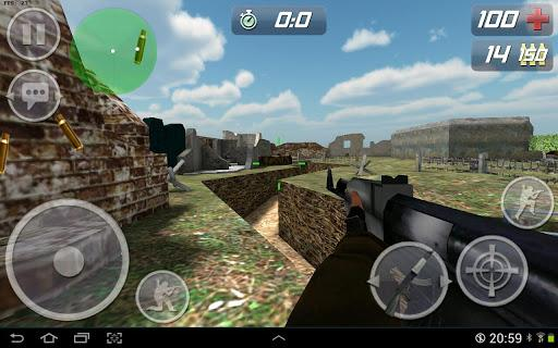 CS-portable-Android Critical Strike Portable é um Counter Strike gratuito para Android