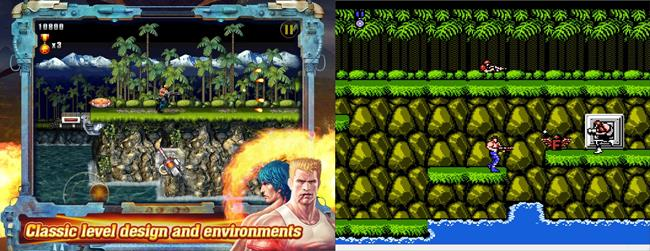 Contra-Evolution-Android-iphone