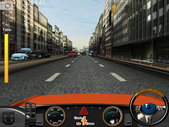"""Dr-Driving-Android-1 Dr. Driving é o jogo grátis de """"Auto-Escola"""" para Android"""