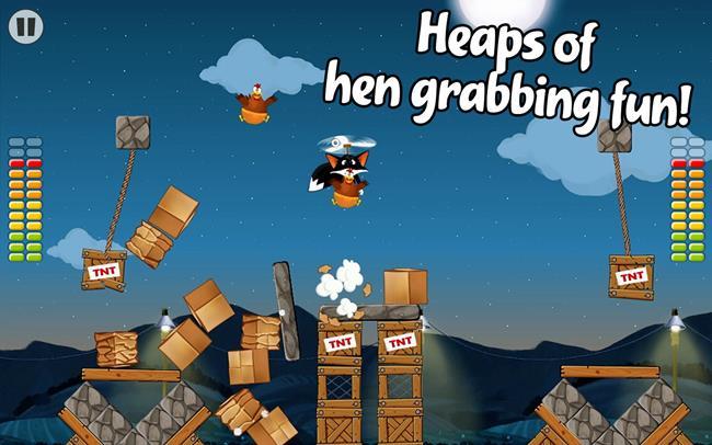 FlyingFox 25 Melhores Jogos para Android Grátis: 2º Semestre de 2013