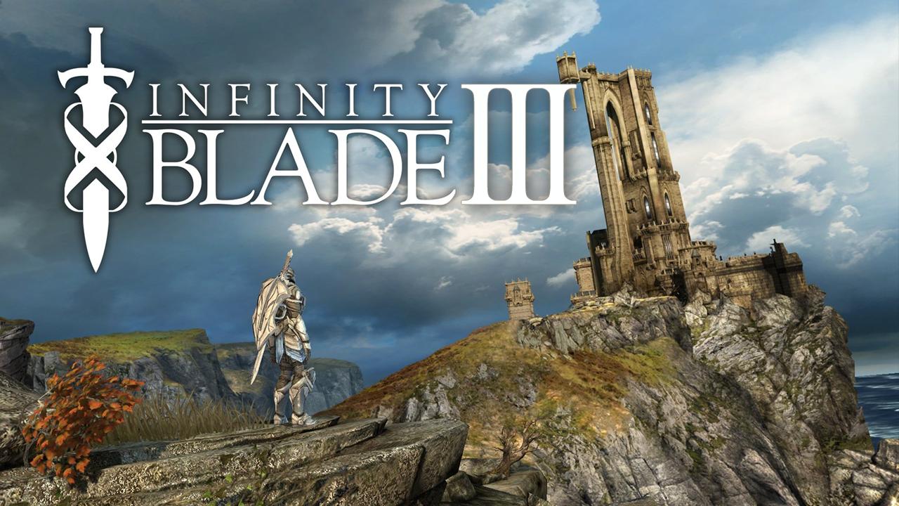 Infinite-Blade-III-Fake Infinity Blade III pode estar em desenvolvimento