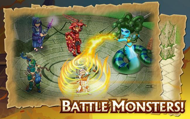 Knights-dragons-android Melhores Jogos para Android Grátis - Julho 2013